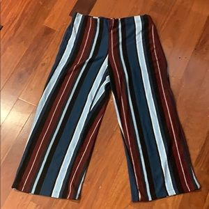 Urban outfitters cropped pants
